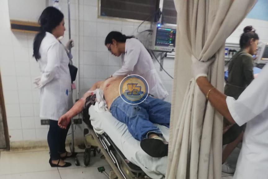 Atropellado Luis Alfredo Tercero