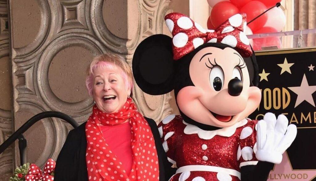 Falleció Russi Taylor, la voz oficial de Minnie Mouse