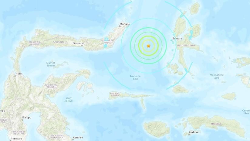 Cancelan alerta de tsunami en Indonesia