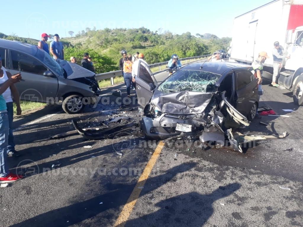 Un matrimonio murió en un accidente de tránsito en Sébaco