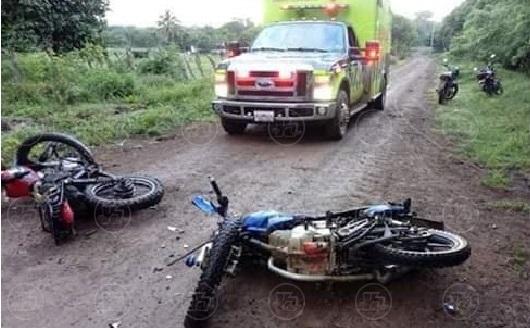 Accidente en Rivas