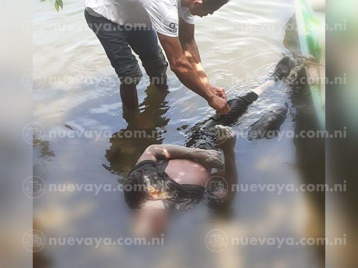 Víctor Manuel Ramos Jarquín se ahogó este domingo