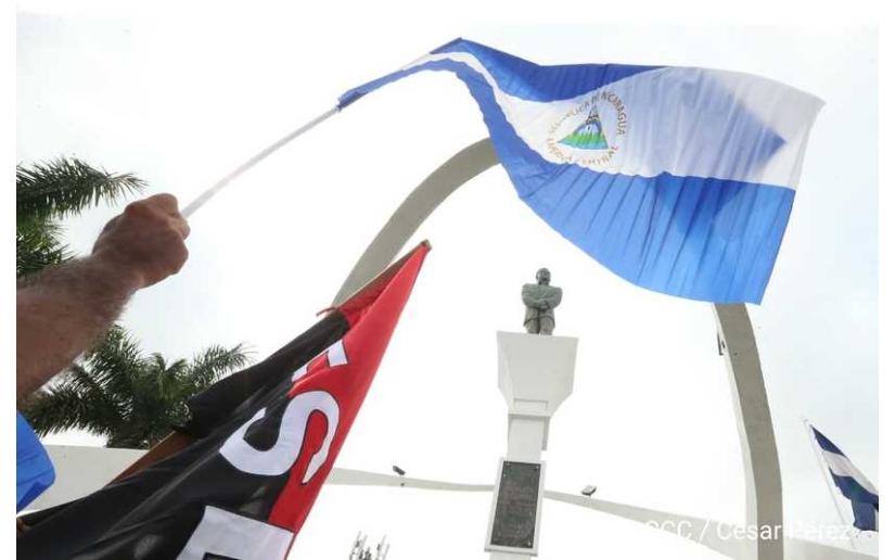 Conmemoración a Rigoberto López Pérez