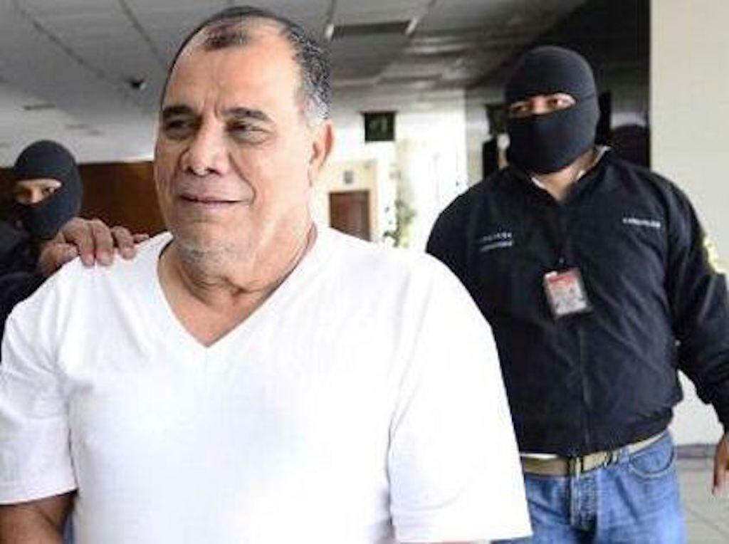 El narcotraficante salvadoreño Chepe Diablo