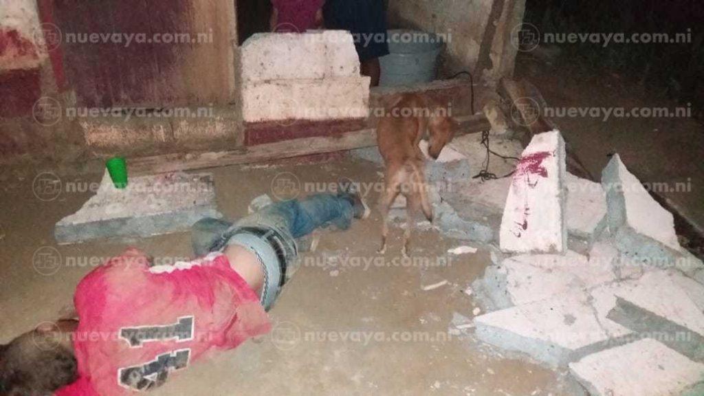 El accidente ocurrió en la Villa 23 de Julio de León