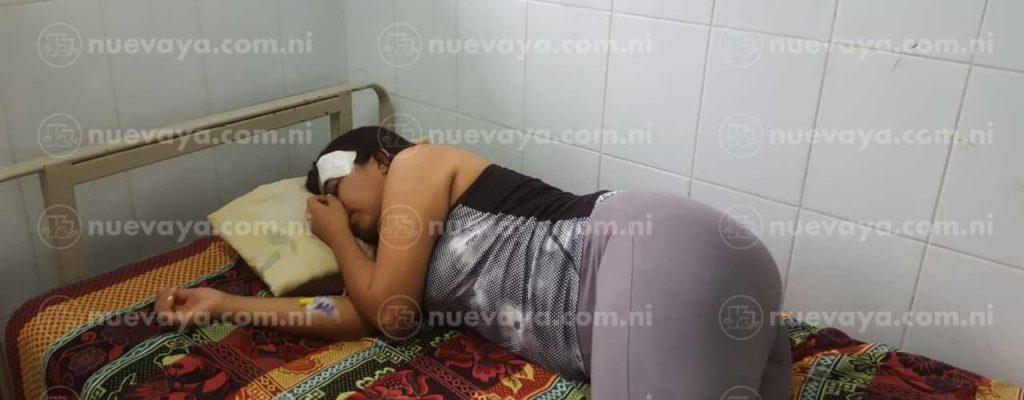 Fanny Rubenia Ruiz Centeno deberá ser sometida a varias cirugías tras haber sido mordida por una joven ebria en Estelí