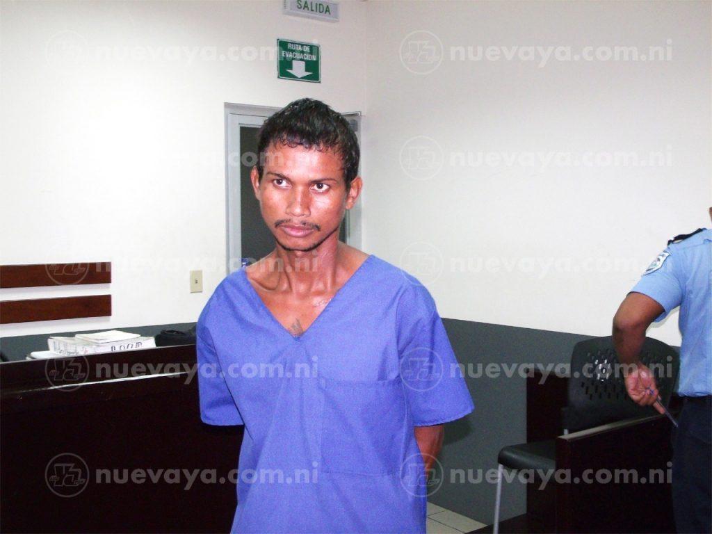 Gilberth Antonio Thomas Zepeda enfrentará un juicio por matar al sujeto que hirió a su sobrina