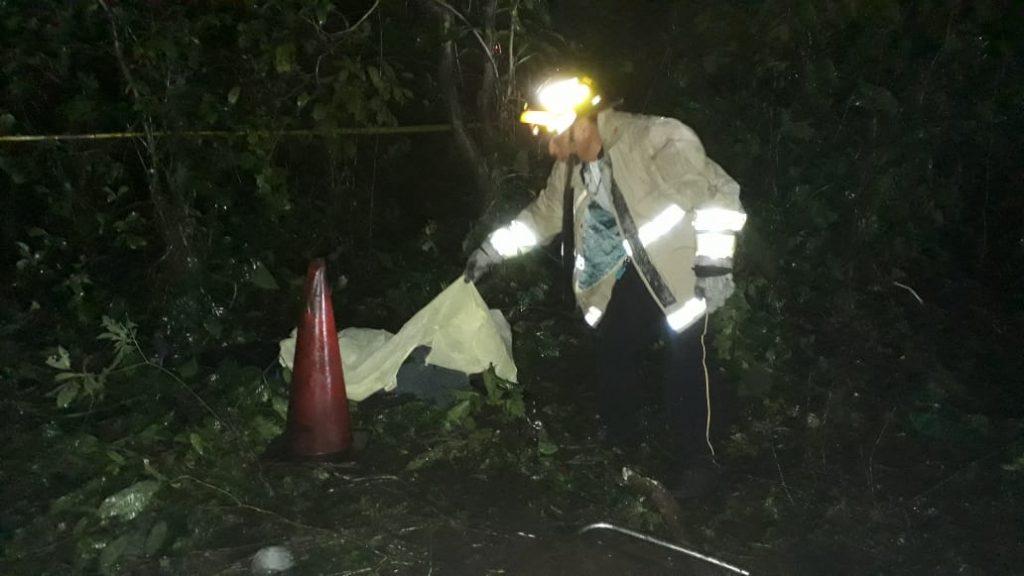 6 personas mueren en accidente de bus en Guatemala