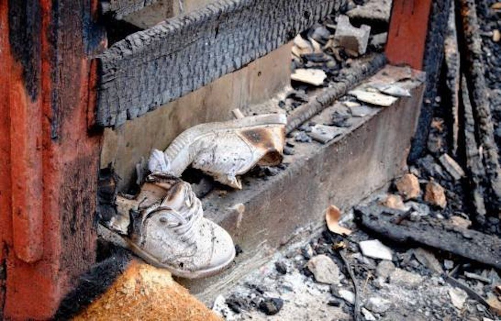Incendio en Masaya
