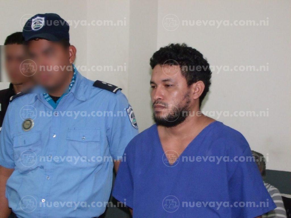Nerys Ariel Hernández García pasó de acusado a testigo de la fiscalía en un caso de femicidio