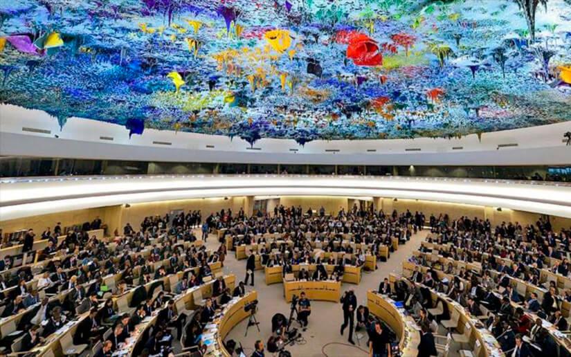Nicaragua ante la ONU