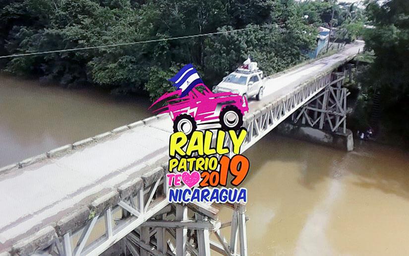 El recorrido del Rally Patrio 2019 será de 300 kilómetros
