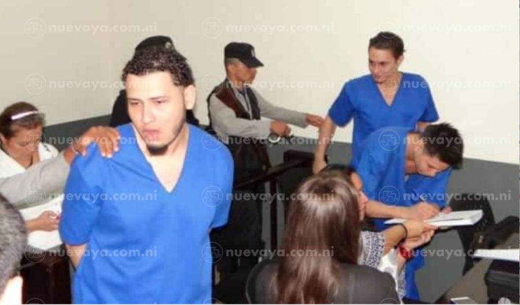 Tres suejtos fueron declarados culpables por la muerte de un albañil en Managua