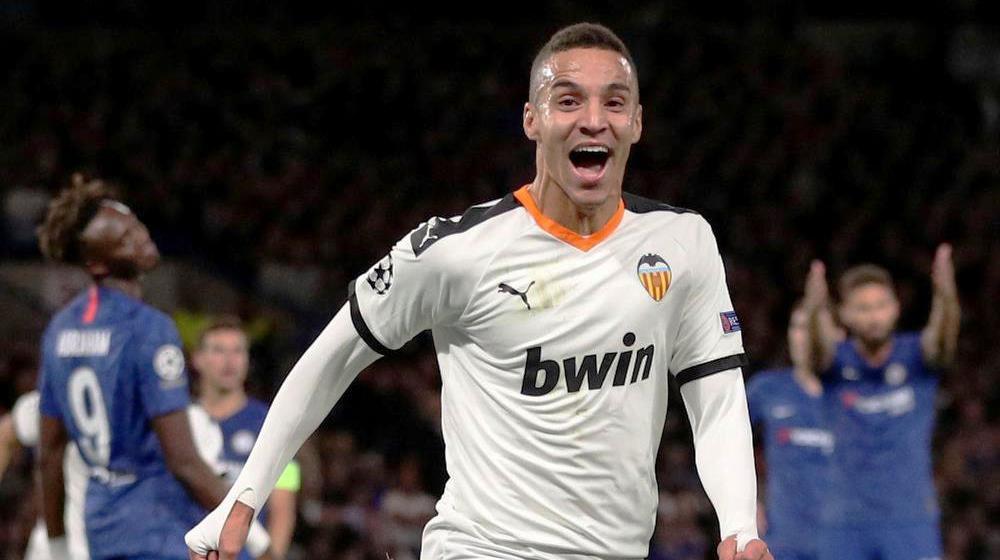 Valencia vence 1 a 0 al Chelsea