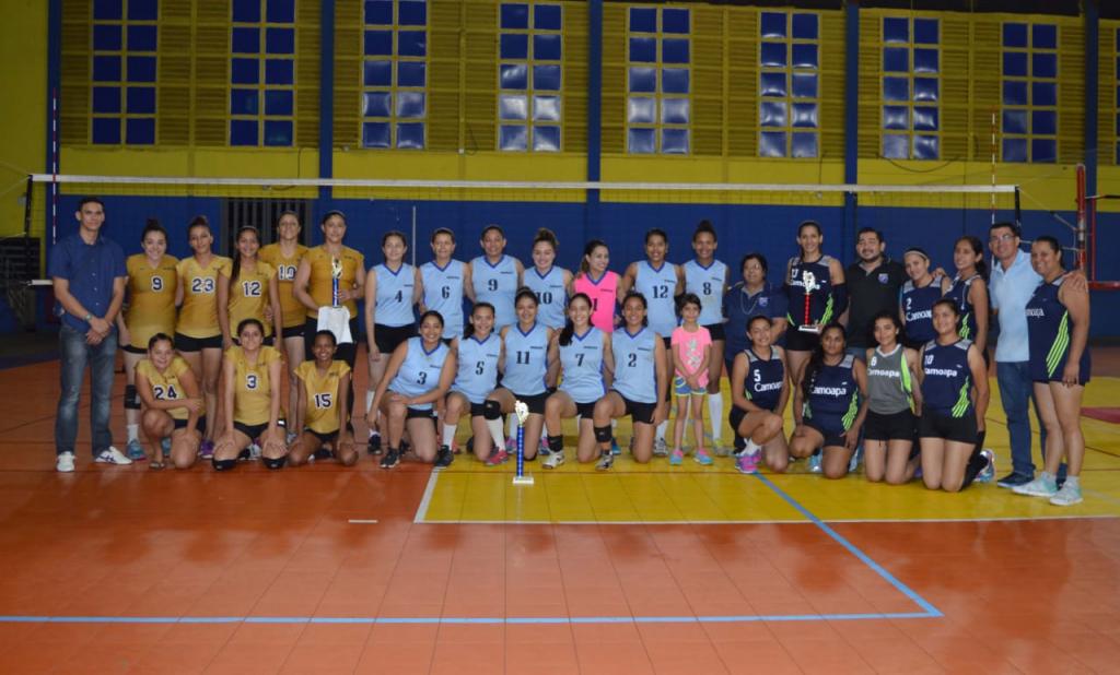 Managua se corona en Primer Campeonato Nacional Selectivo