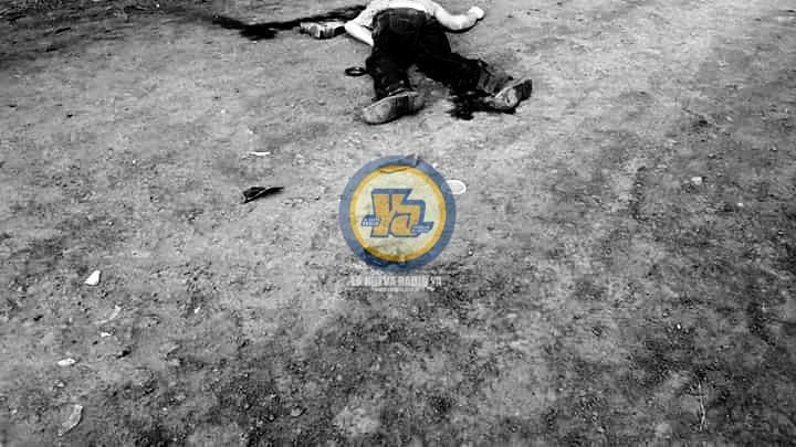 Fallecido en accidente en Rivas