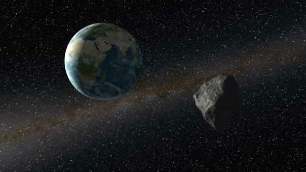 Asteroide se aproxima a la tierra