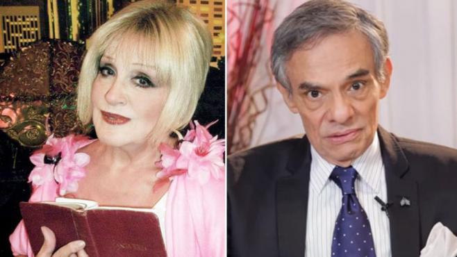Anel Noreña y José José