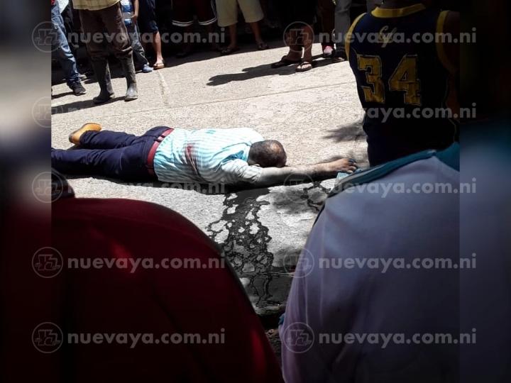 El productor Ángel Jarquín fue asesinado este jueves en el Caribe Sur de Nicaragua