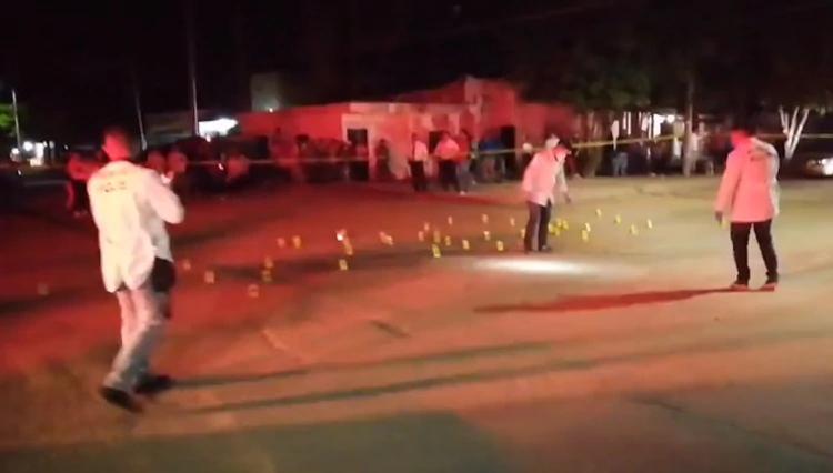 Sergio A de Banda Guamúchil muere acribillado a balazos