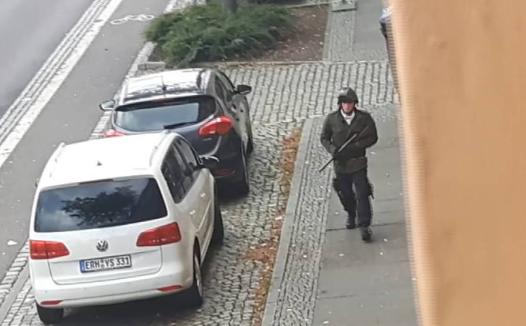 Stephan B., de 27 años asesinó a 2 personas en Alemania