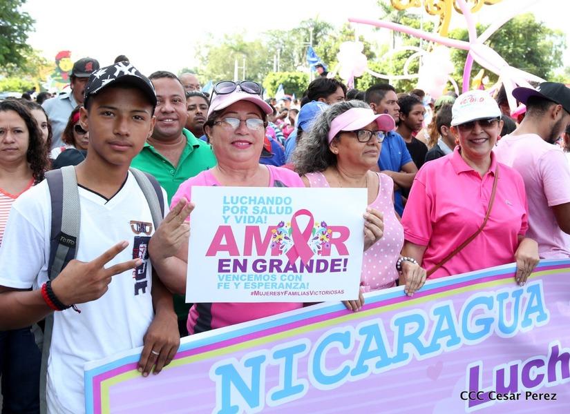 cáncer de mama Nicaragua