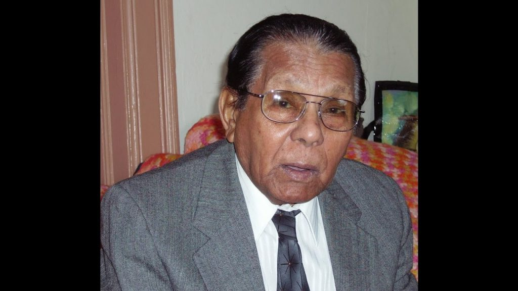 El músico nicaragüense Carlos Adán Berríos Pérez
