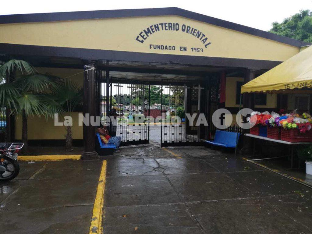 El Cementerio Periférico fue fundado en el año de 1959 en Managua