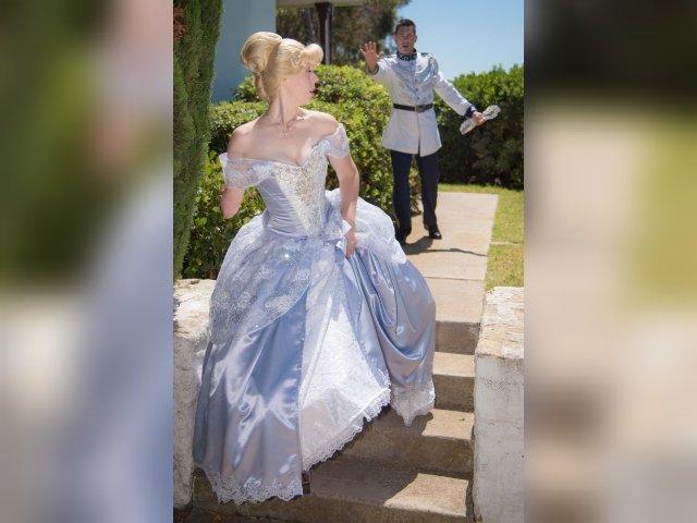 Mandy Pursley y su príncipe azul Ryan