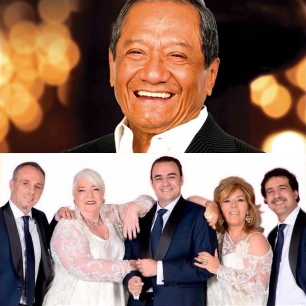 Armando Manzanero y Mocedades ofrecerán un concierto en el Teatro Nacional