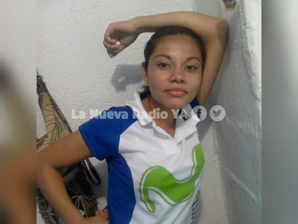 Diana Mercedes Guillén Castillo perdió la vida en un accidente de tránsito en la carretera Vieja a Tipitapa