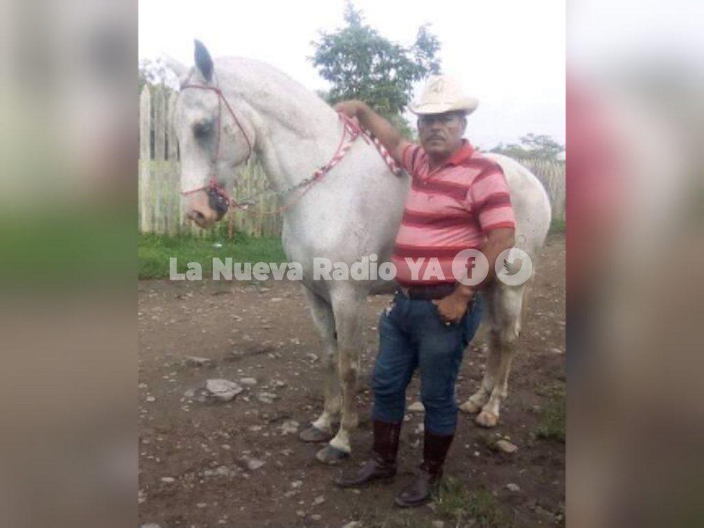 El productor Ángel Jarquín