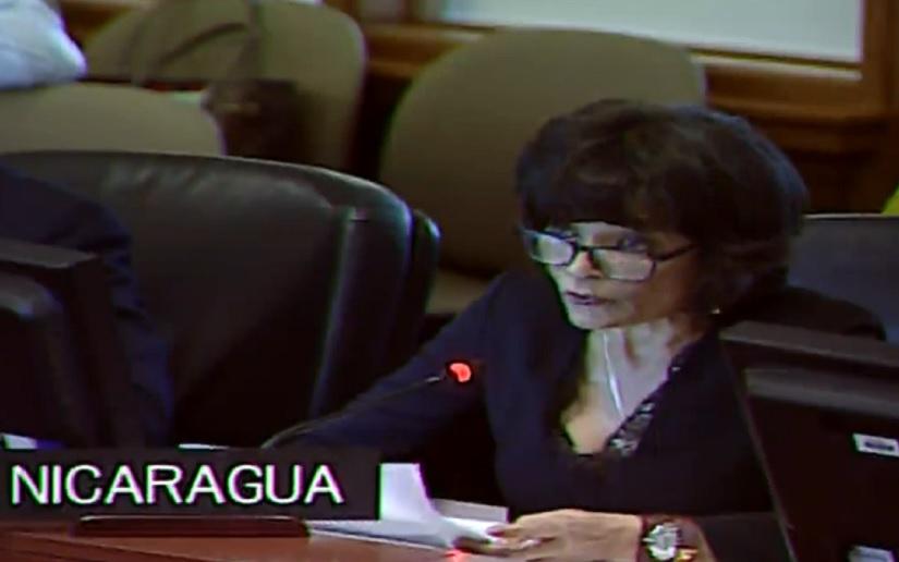 Embajadora Ruth Tapia