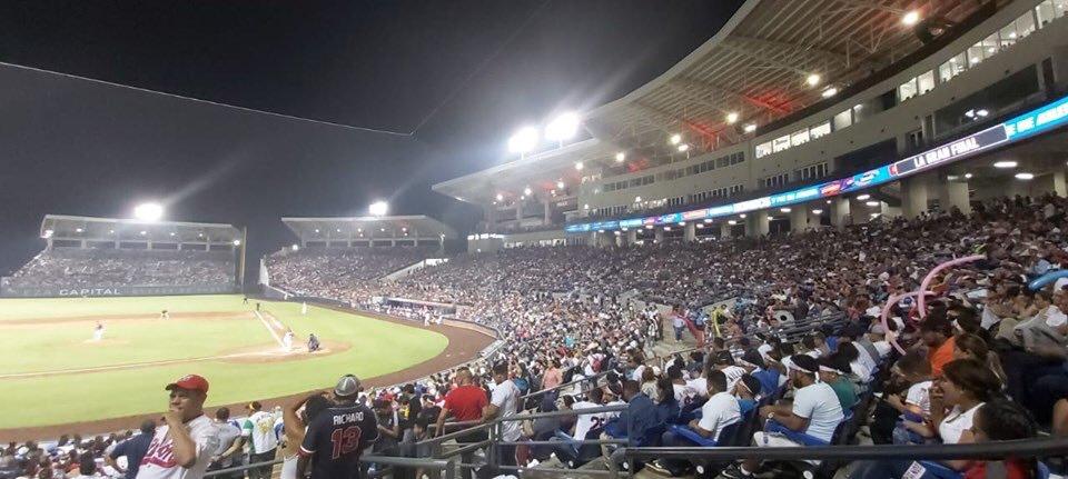 Estadio Nacional de Béisbol
