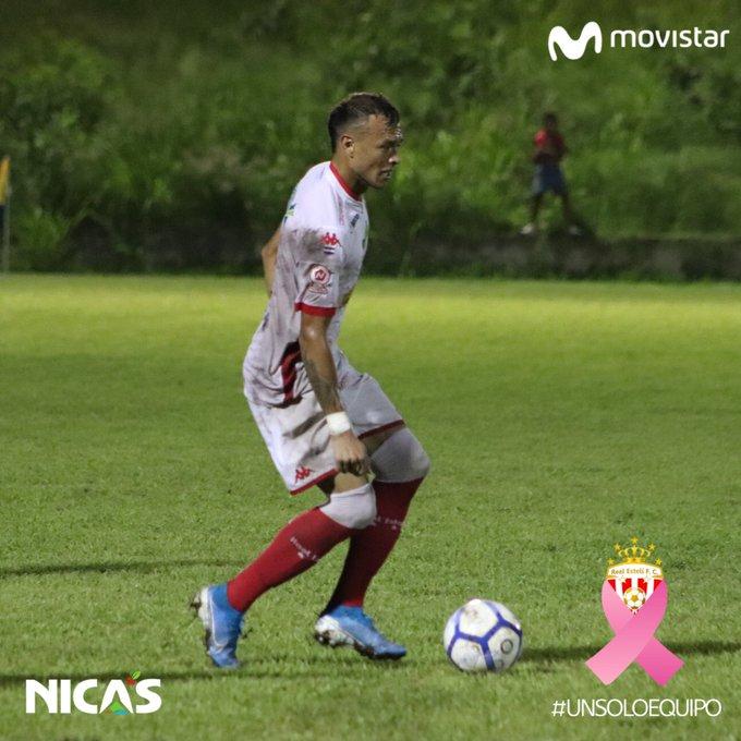 Las Sabanas 1-0 Real Estelí FC. Foto corestía @realestelifc
