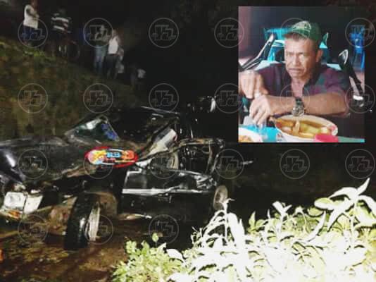Fallecido en Río Blanco
