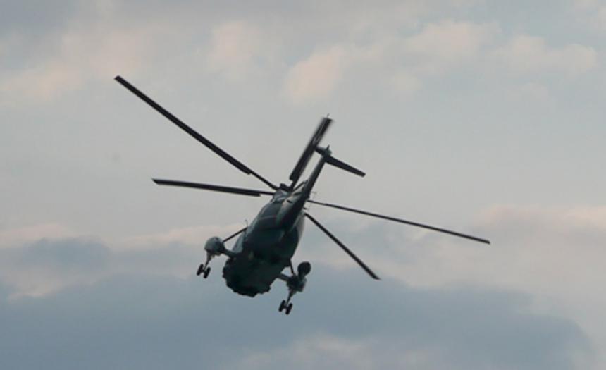 Accidente de helicópteros cobra la vida de dos personas
