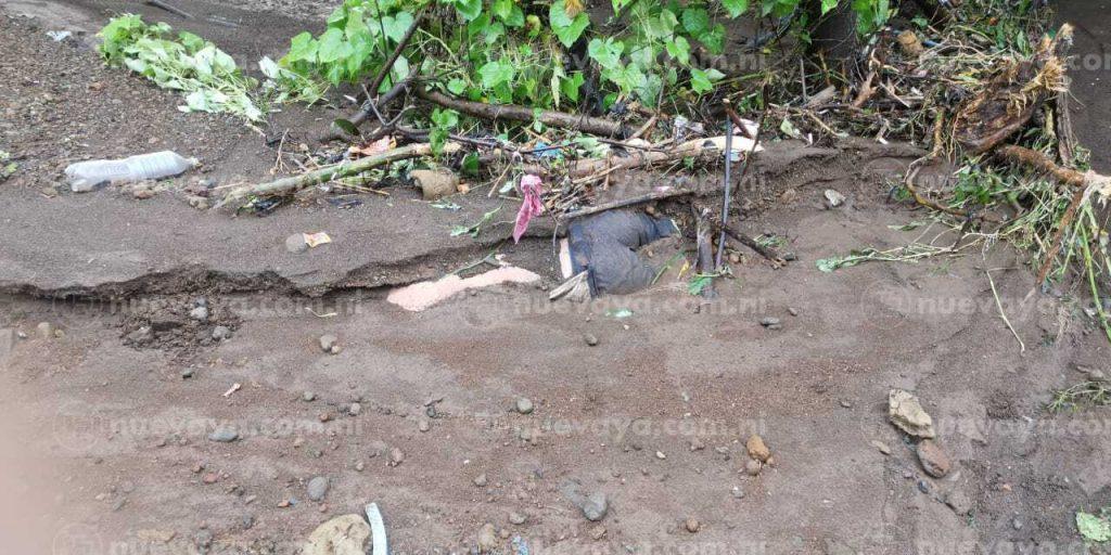 Orfine Ofilio Borge Aguirre murió ahogado por las corrientes de un cauce