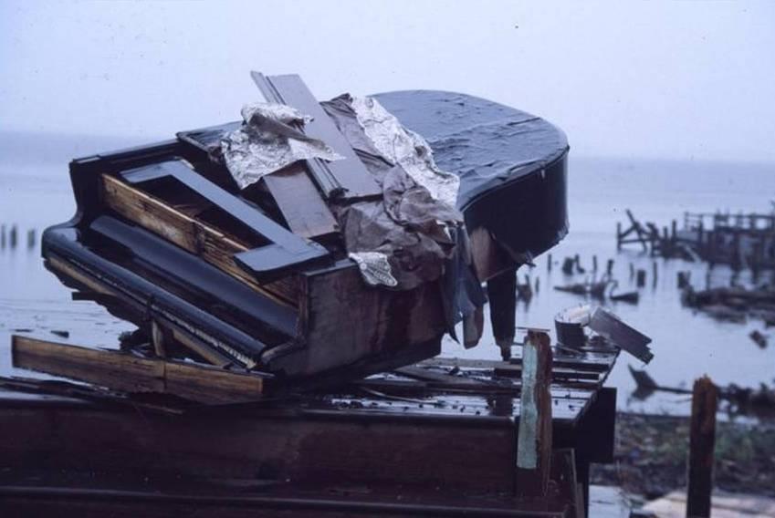 El huracán Juana devastó la ciudad de Bluefields