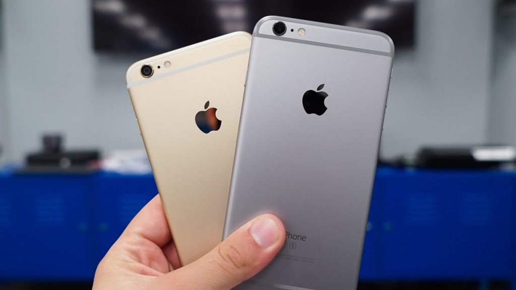 iPhone 6syiPhone 6s Plus