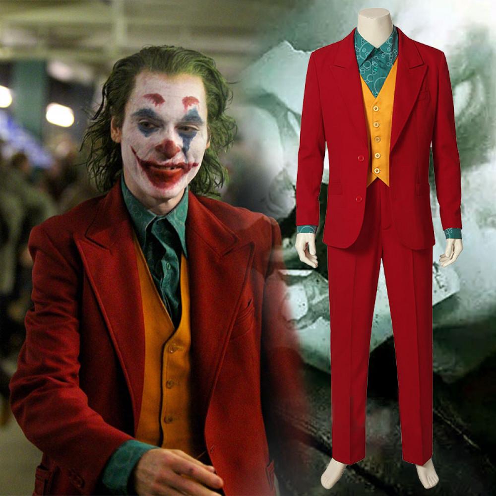 Disfraz del Joker