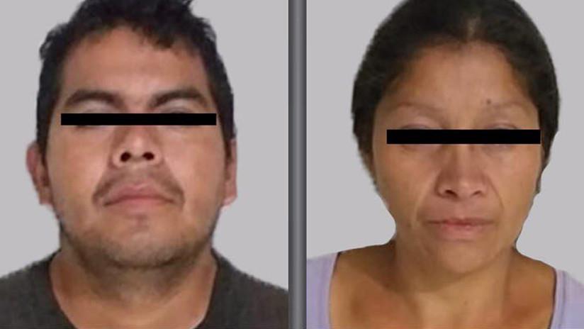 Juan Carlos Hernández Béjar y Patricia Martínez Bernal, los monstruos de Ecatepec