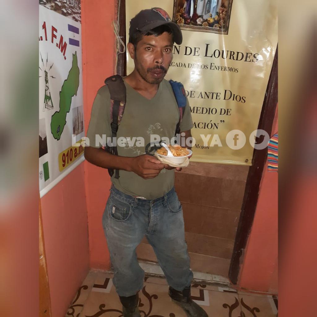 Juan José González está esperando a su amada en el hospital de Jinotega