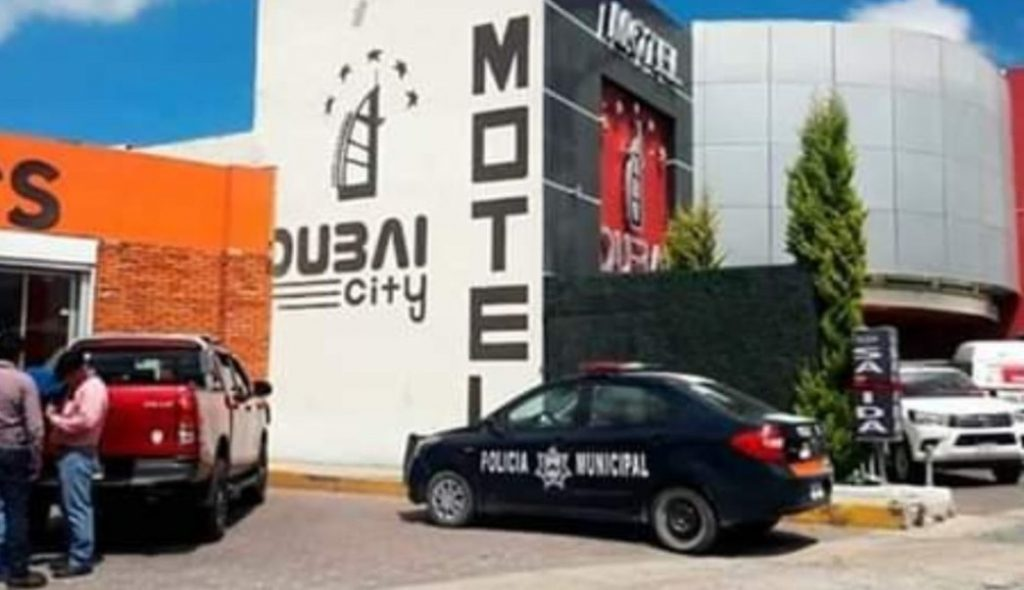 Mueren 4 personas en motel de Hidalgo, México