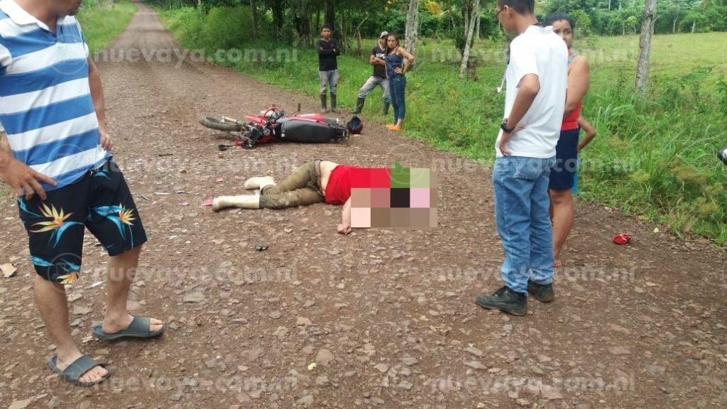 Henry Romero murió en un accidente de tránsito