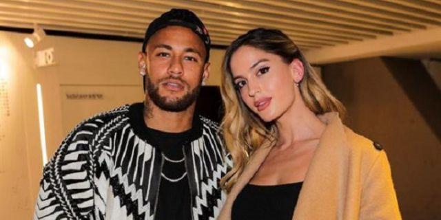 Neymar y Natalia Barulích