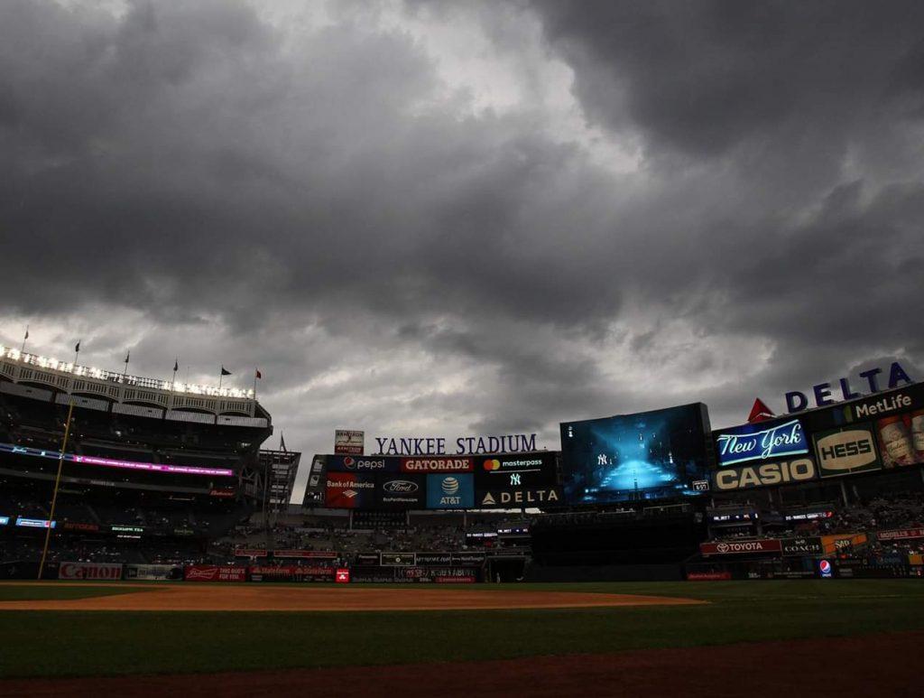 Posponen el juego 4 entre los Yankees y los Astros