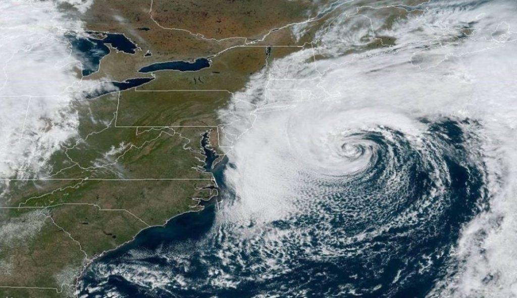 Este viernes se formó la tormenta subtropical Melissa en EE.UU.