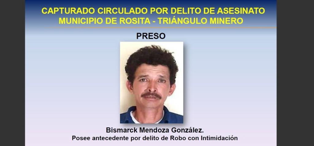 Bismarck Mendoza González