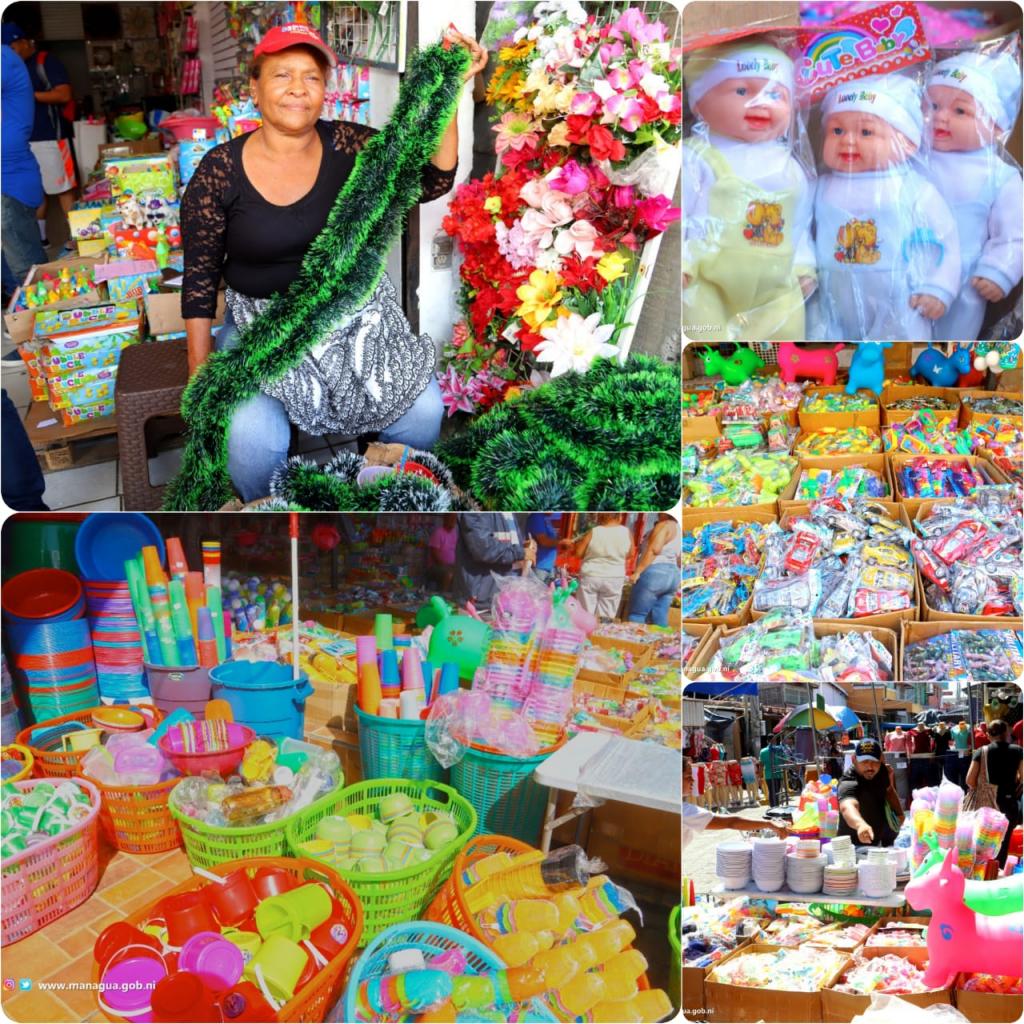 Mercado Oriental abastecido para atender demanda de La Purísima y Navidad - La Nueva Radio YA
